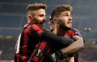 'Sát thủ ngậm dao' nổ súng, AC Milan thắng nhẹ Ludogorets