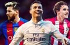 La Liga sẽ tiếp tục thống trị châu Âu?