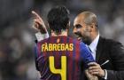Cesc Fabregas và mối lương duyên chưa trọn với Camp Nou (P2)