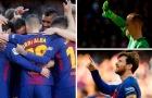 Barca hướng đến chức vô địch La Liga hoàn hảo