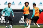 Ronaldo tập luyện điên cuồng, sẵn sàng trở lại đua Pichichi