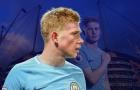 De Bruyne: Trái tim đưa Man City đến chức vô địch