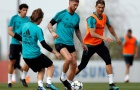 Tập luyện cật lực, Ronaldo sẵn sàng đốt lưới Bayern Munich
