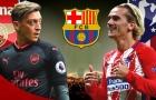 """Barca """"kèo trái hóa"""" đội hình bằng Griezmann, Mesut Ozil"""