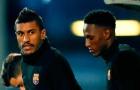 Từ Paulinho đến Yerry Mina và đôi bàn chân có mắt ở Barcelona