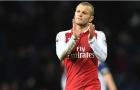 "Jack Wilshere – ""Andrea Pirlo mới"" bị Arsenal hắt hủi"