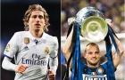 Quả bóng vàng 2018: Modric rồi sẽ ngậm trái đắng như Sneijder