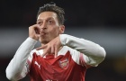 Mesut Ozil tái hiện hình ảnh 'Vua kiến tạo', Arsenal thắng trận thứ 10 liên tiếp