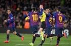 Messi lập cú đúp, Barca hòa hú vía trên sân nhà