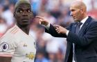 3 lý do Pogba sẽ đầu quân cho Real Madrid: Perez, Zidane và Quả bóng vàng