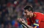 Sergio Ramos tự tin đá Panenka, Tây Ban Nha nhọc nhằn vượt ải Na Uy trên sân nhà