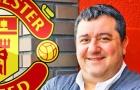 Man Utd khốn đốn vì án phạt của 'siêu cò' Mino Raiola