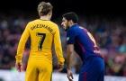 Thái độ 'lồi lõm' của Luis Suarez trước tin đồn Griezmann gia nhập Barca