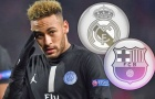 CĐV Man Utd ủng hộ Real đánh bại Barca để có được Neymar