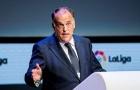 SỐC: Chủ tịch La Liga phủ nhận giá trị của Neymar và Ronaldo