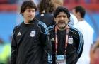 'Tôi đã dạy Messi cách đá phạt'