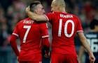Robben – Ribery vs Salah – Mane: Sự tương đồng đáng sợ