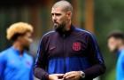 CHÍNH THỨC! Huấn luyện viên đầu tiên bị Barca sa thải