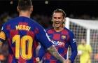 'Messi và Griezmann chính và vấn đề của Valverde'