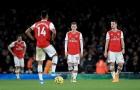 Thua sốc trên sân nhà, Arsenal chìm sâu vào khủng hoảng