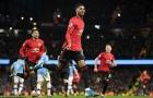 TRỰC TIẾP Man City 0-2 Man Utd: Chủ nhà gặp khó (H1)