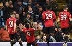 TRỰC TIẾP Man City 0-2 Man Utd: Nỗ lực tấn công (H2)