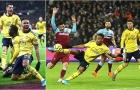 'Nổ' 3 bàn trong 9 phút, Arsenal thắng ngược ở trận derby thành London