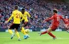 TRỰC TIẾP Liverpool 1-0 Watford: Mohamed Salah mở điểm (Hết H1)
