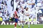 Zidane thay người như thần, Real tiếp tục khiến Atletico ôm hận