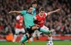 """Huyền thoại Xavi bất ngờ khích lệ """"cựu thần đồng"""" của Arsenal"""