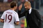 Đại diện xác nhận Mario Gotze có thể rời Bayern
