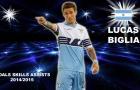 Lí do Man United muốn có Lucas Biglia