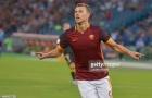 Màn trình diễn tuyệt vời của Dzeko trong trận ra mắt AS Roma