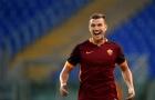 Bàn thắng đầu tiên của Edin Dzeko cho Roma tại Serie A