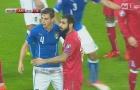 Màn trình diễn của Matteo Darmian vs Azerbaijan