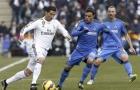 22h00 ngày 5/12, Real Madrid vs Getafe: Kết thúc những trò lố