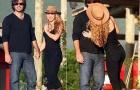 Shakira vẫn chưa thể hết dính dáng đến tình cũ