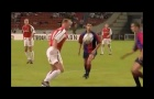 Dennis Bergkamp kiểm soát bóng siêu đẳng