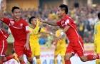 SLNA 0-2 Hải Phòng (Vòng 1, V-League 2016)