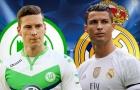 Chấm điểm Wolfsburg – Real Madrid: 'Kền kền' gãy cánh