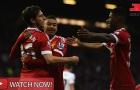 Màn trình diễn cực hay của Matteo Darmian vs Crystal Palace