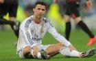Nóng: Ronaldo nguy cơ lỡ trận lượt đi với Man City