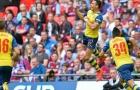 Arsenal 4-0 Aston Villa (Vòng 38 Ngoại Hạng Anh)
