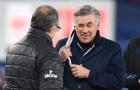 Everton thua trận ngay trên sân nhà, huyền thoại của CLB vẫn tin tưởng Ancelotti