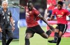 Hàng công M.U: Sao không là Rashford-Lukaku-Martial?