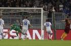 Dzeko lập cú đúp, AS Roma phả hơi nóng vào gáy Real Madrid