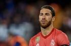 Chơi ít phút hơn, mùa này Ramos vẫn ghi nhiều bàn hơn trung phong M.U