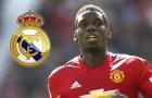 'Man Utd hãy lấy 2 cái tên này của Real và để Pogba rời đi'