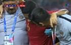 NÓNG! U22 Indonesia tổn thất lớn chỉ ít phút đối đầu U22 Việt Nam