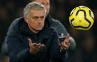Spurs đá kém thuyết phục, Mourinho sẽ trở lại bản ngã của mình